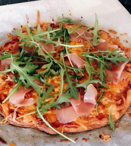Pizza Parma (Fathead)