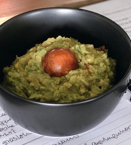 Klassisk Guacamole